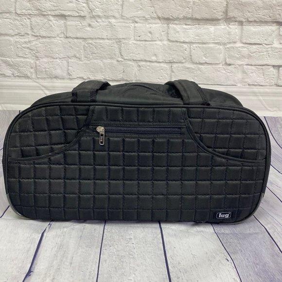 LUG Black Bag